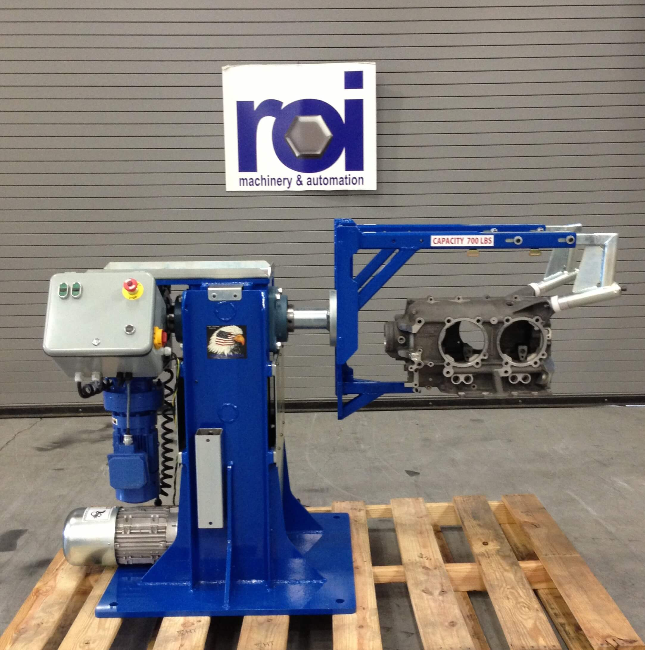 PowerStand for Aircraft engine assembly