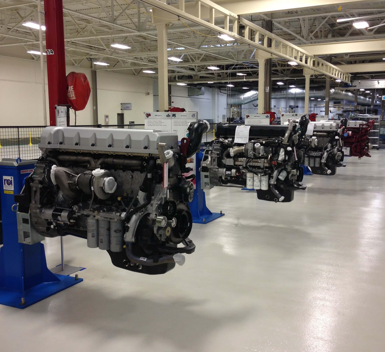 Diesel Engine Stands   POWERstand