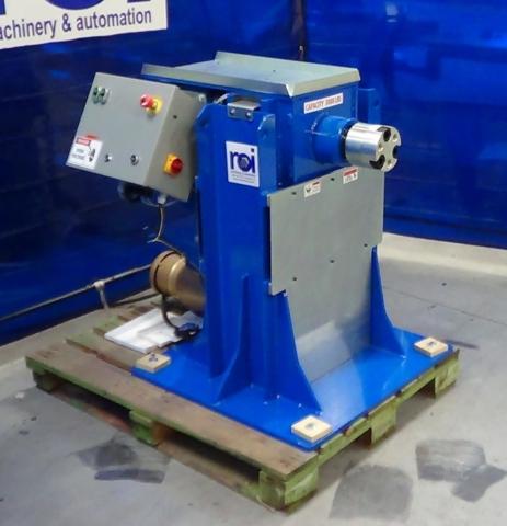 RAH-3000 Custom flange | PowerStand